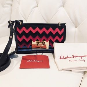 Authentic Salvatore Ferragamo Crossbody